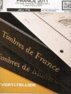 FEUILLES FRANCE YVERT Et TELLIER 2011 1re Semestre - Albums & Binders