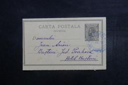 ROUMANIE - Entier Postal De Aldana En 1899 - L 40715 - Entiers Postaux