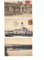 1934-723   12cp  Limoges     Dep 87    Vente Retirée Le 08-09 - Limoges