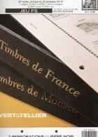 FEUILLES FRANCE YVERT Et TELLIER 2012 2e Semestre - Albums & Binders