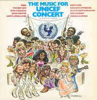 Artistes Variés- The Music For UNICEF  Concert - World Music