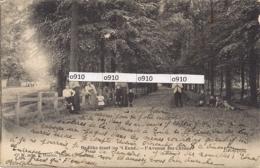 "EECKEREN-EKEREN-ANTWERPEN "" DE EIKE DREEF(OP 'T ZAND-L'AVENUE DES CHENES"" HOELEN N°1059 Type 2  06.10.1903 - Antwerpen"