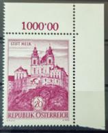 AUSTRIA 1963 - MNH - ANK 1114 - 20S Eckrandstück - 1945-.... 2. Republik