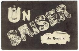 Ronse. Renaix. Un Baiser De Renaix. Edition MARCOVICI. **** - Ronse