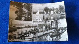Gruss Aus Woltersdorf Germany - Woltersdorf