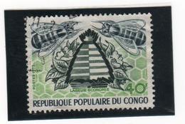 CONGO République   1973  Y. T. N° 340  Oblitéré - Oblitérés