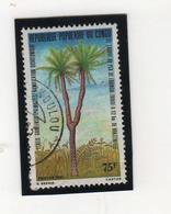 CONGO République   1981  Y. T. N° 621  Oblitéré - Oblitérés