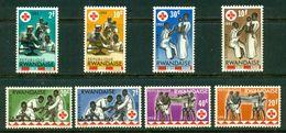 Rwanda. 1963. Medicine. 100 Years Of The Red Cross - Rwanda