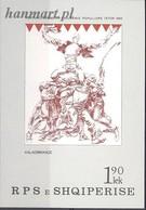 Albania 1985 Mi Bl 86 MNH ( ZE2 ALBbl86 ) - Albanien
