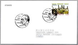 Compositor UMBERTO GIORDANO (1867-1948). San Marino 1996 - Música