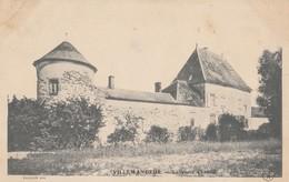 VILLEMANDEUR: Le Vieux Château - Autres Communes