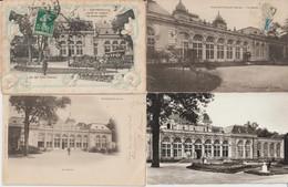 1934-643  10cp  Contrexeville  La Vente Sera Retirée  Le 08-09 - Vittel Contrexeville