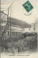 Aveyron, Sylvanès : Etablissement De Bains - France