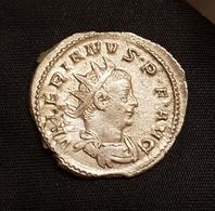 Antoninien Valérien, VALERIANUS - 5. The Military Crisis (235 AD Tot 284 AD)