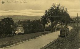 NAMUR Citadelle Les Hayettes Tram - Namur