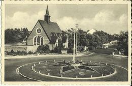 Coxyde - Bains -- Chapelle De St. - Antoine.     (2 Scans) - Koksijde