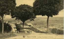 NAMUR Citadelle La Route Merveilleuse Et Panorama - Namur