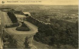 NAMUR Citadelle Panorama Vu De La Terrasse De L'Hotel - Namur