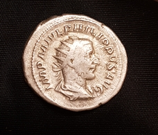 Antoninien Philippe VICTORIA - 5. The Military Crisis (235 AD To 284 AD)