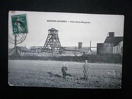 MONTCEAU LES MINES PUITS SAINTE MARGUERITE - Montceau Les Mines