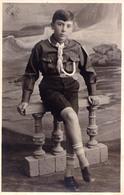 SCOUTISME à BUCAREST : SCOUT ARMÉNIEN - ARMENIAN SCOUT In ROMANIA - CARTE VRAIE PHOTO / REAL PHOTO - 1926 - RRR (aa699) - Armenië