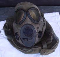Masque A Gaz Us Army - Equipement
