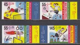 Germany 2011 - Sporthilfe, Mi-Nr. 2857/60, MNH** - Unused Stamps
