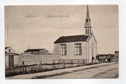 - CPA ASNIÈRES (92) - L'Église Des Chiffonniers - Edition V. P. N° 40 - - Asnieres Sur Seine