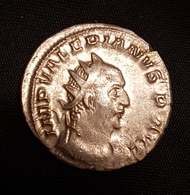 Antoniniens Valérien, Valérianus - 5. The Military Crisis (235 AD Tot 284 AD)