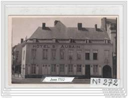 3584 BELGIQUE AK/PC/CARTE PHOTO/N°272/HOTEL SAINT AUBAIN  NAMUR /TTB - Namur