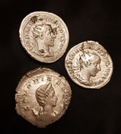 Antoniniens Philippe, Salonina, Gordien III - 5. The Military Crisis (235 AD To 284 AD)