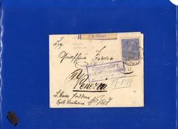 ##(DAN198)-Austria 1914 - Cover With Full Text Inside (Italian Written) From Trieste To Venezia-Italy, Censored - Storia Postale
