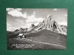 Cartolina Rif Passo Giau - Belvedere - Nuvolao - Gusella - 1956 - Belluno