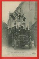 032 - LES TROUBLES DU MIDI - NIMES - Arrivée Des Manifestants De St. Bauzely - Evenementen