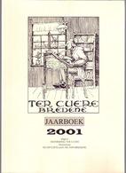 Jaarboek 2001 TER CUERE BREDENE & Oostende 140blz VISSERIJ REDERIJ ASPESLAGH OPEX DE BOLLE 100JAAR BREDENE AAN ZEE Z797M - Bredene