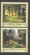BHRS 2011-525-6 EUROPA CEPT, BOSNA AND HERZEGOVINA-R.SRBSKA, 1 X 2v, Used - 2011