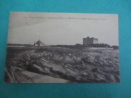 Presqu' Ile De RHUYS - Rochers De La Pointe De PENVIN Et La Chapelle Notre Dame De Panvins - écrite En 1934 - TBE - France