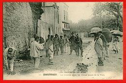 038 - LES TROUBLES DU MIDI - NARBONNE - Les Mutins Sous Les Vieux Murs De La Ville - Evenementen