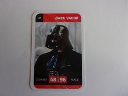 STAR WARS DARK VADOR LECLERC CARTE N°10 - Star Wars