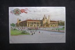ETATS UNIS - Carte Postale - Saint Louis - 1904 - L 40787 - St Louis – Missouri