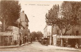 AVIGNON - Entrée De Saint Ruf  - Bar - Attelage...    ..  (116017) - Avignon