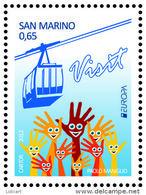 REPUBBLICA DI SAN MARINO - ANNO 2012 - EUROPA - NUOVI MNH ** - Nuovi
