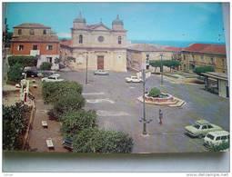 ITALY CALABRIA - BRIATICO ( VIBO VALENTIA ) PIAZZA QUATTRO NOVEMBRE, LIDO SAFÒ, IL CASTELLO - VIAGGIATE - Vibo Valentia