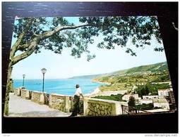 ITALY CALABRIA -  TROPEA ( VIBO VALENTIA ) VILLA VESCOVADO, LA PIZZUTA, LA PERLA DELLA CALABRIA - VIAGGIATE - Vibo Valentia