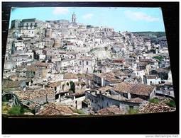 ITALY BASILICATA - MATERA ( MATERA ) SASSO CAVEOSO - VIAGGIATE - Matera