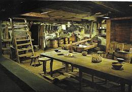 La Fabrication Du Fromage En Aubrac - Le Buron De Chavestras Bas à Saint-Urcize (Cantal ) - Campesinos