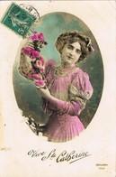 33711.  Postal Romantica Vintage MEZIERES- CHARLEVILLE (Ardennes) 1910 - Francia