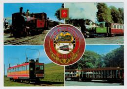 CESKA  REP.   TRAIN  ZUG  TREIN  TRENI  GARE  BAHNHOF  STATION  STAZIONI  2 SCAN (NUOVA) - Treni