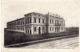 Veneto - Vicenza - Montecchio Maggiore - Scuole Comunali Vittorio Emanuele - - Vicenza