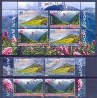 SO 2011- EUROPA CEPT, GEORGIA SOUTH OSETHIA, 1 X 4v + S/S, MNH - Erinnophilie